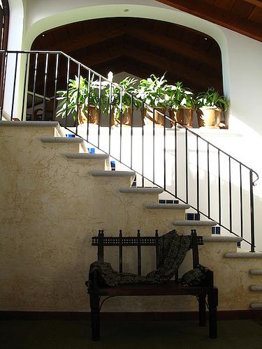 Casa Antigüeña: The Stairway