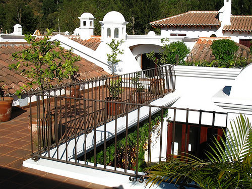 Casa Antigüeña: The Terrace