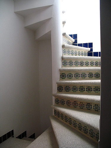 Casa Antigüeña: The Stairway 3