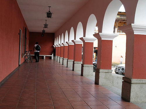 Arches: Elements of Colonial Architectonic Design