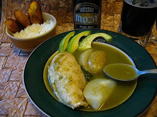Guatemalan Cuisine: Jocón