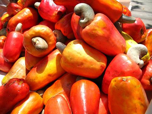 Guatemalan Fruit: Jocote de marañon