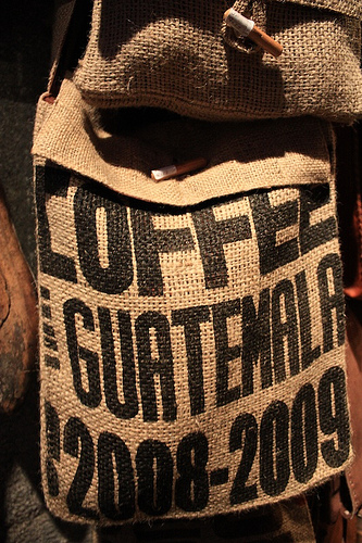 Guatemalan Style Coffee Satchel