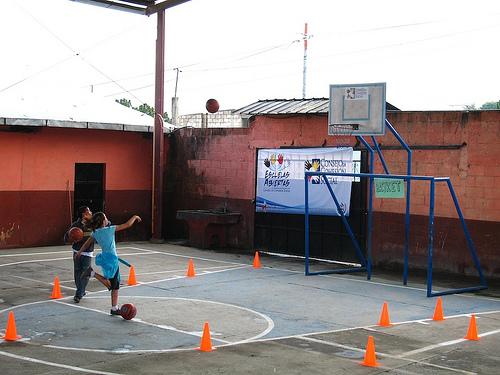 Escuelas Abiertas: Playgrounds