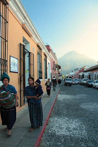 Street Photography in Antigua Guatemala