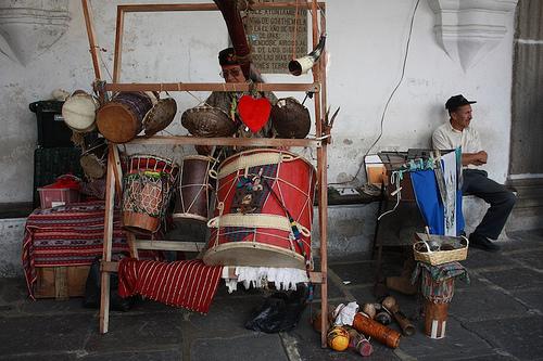 Guatemalan Musical Instruments