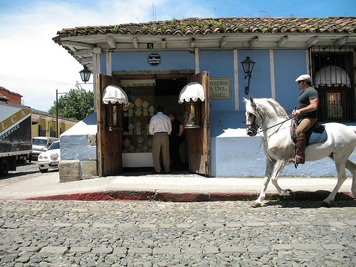 Horseback Riding in Antigua Guatemala