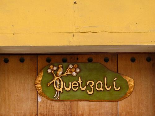 Quetzali Sign