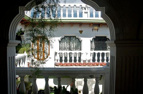 Framing Balconies...