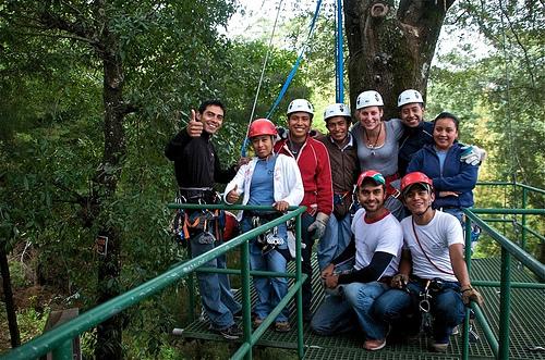 El Santuario of Antigua Canopy Tours