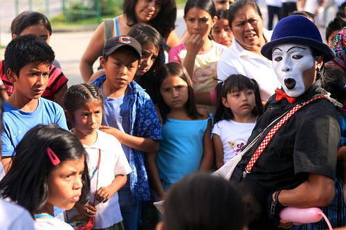 Children's Day Activities in La Antigua Guatemala