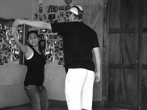 Salsa Dancing Schools in Antigua Guatemala