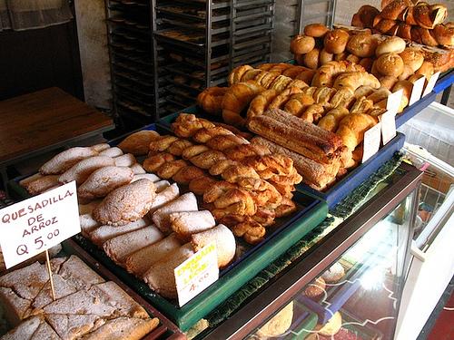 Guatemalan Bread Sampler