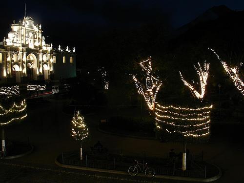 Noche Buena in La Antigua Guatemala