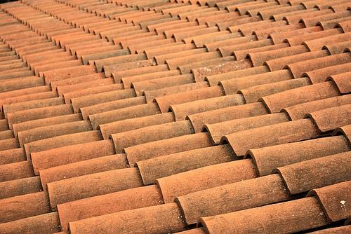 Spanish Tiles Texture