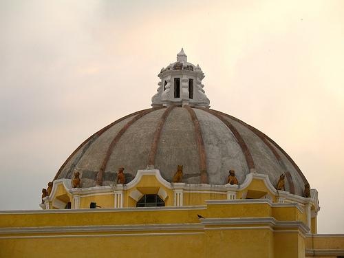 Iglesia de La Merced Dome