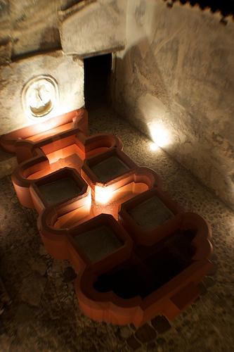 Colonial Washbasins from Guatemala
