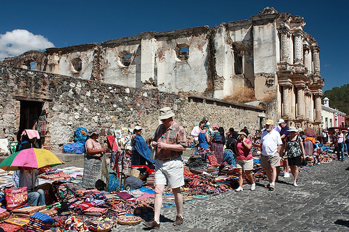 El Carmen Handicrafts Market