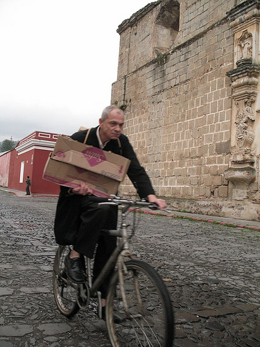 The Bicycle Culture of Antigua Guatemala