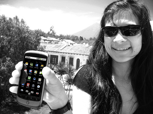 Nexus One Now in Antigua Guatemala