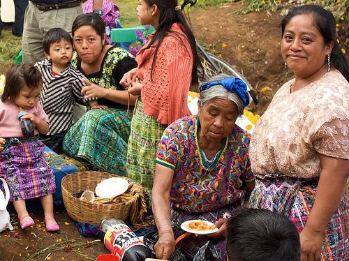 Guatemalan Indigenous Women