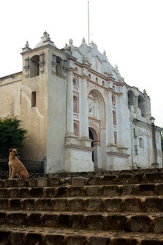 Antigua Churches: San Juan del Obispo