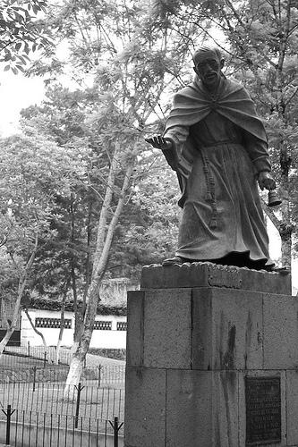 Hermano Pedro Betancourt Monument