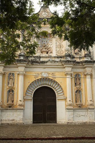 Antigua Churches: Iglesia de Belén