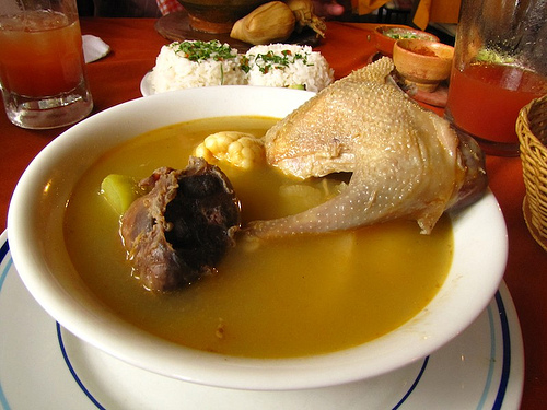 Guatemalan Cuisine: Sancocho
