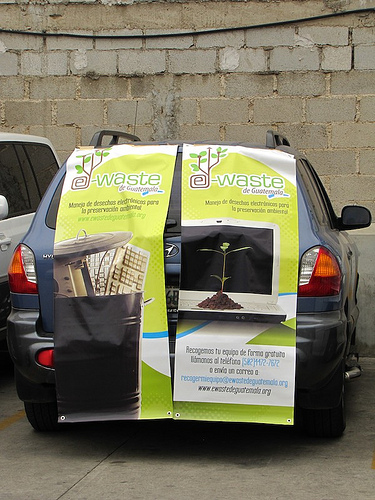e-Waste de Guatemala
