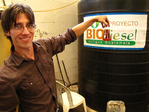 Proyecto Biodiesel Antigua Guatemala