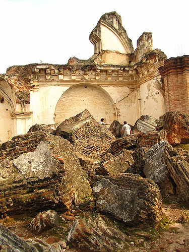 1773 Guatemala Earthquake Snapshot