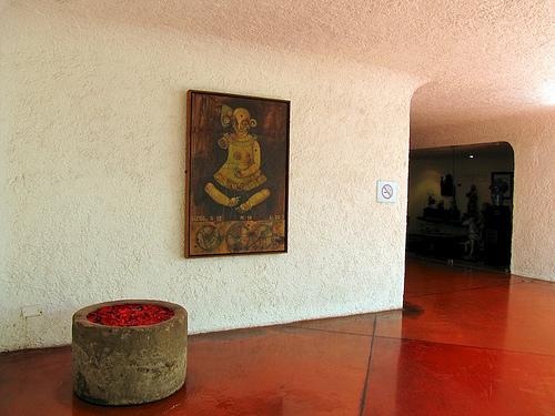 Art at Casa Santo Domingo