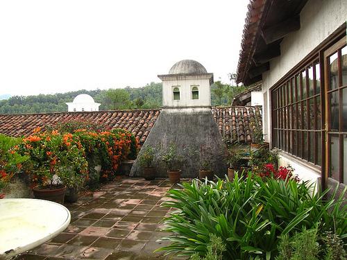 Antigua Guatemala Terraces