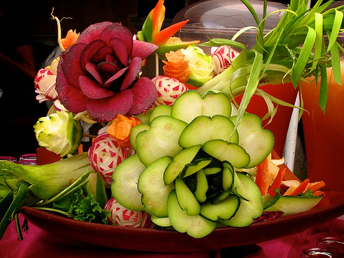 Guatemalan Vegetables Bouquet