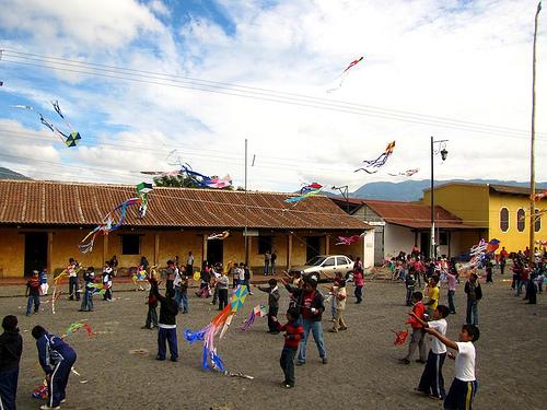 Guatemala's Kite Season Is Officially Open