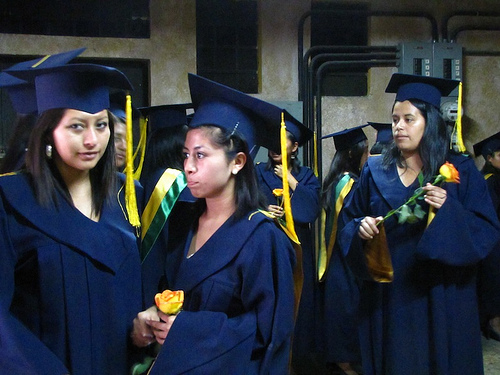 The Graduates by  Rudy Girón