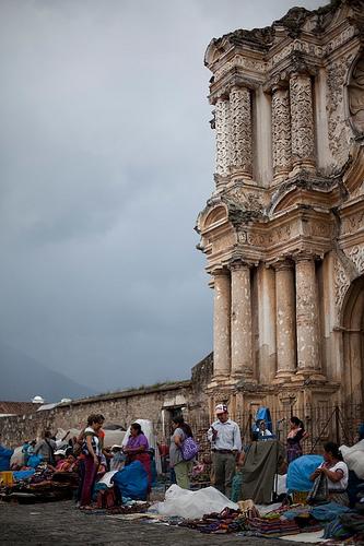 El Carmen Ruins by Pinar Istek