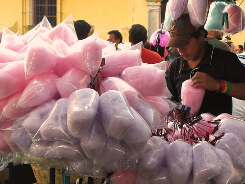 Guatemalan Cotton Candy by Rudy Girón