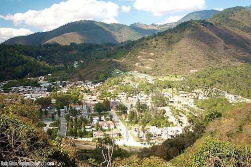 Panoramic View of Private Neighborhoods by Rudy Girón