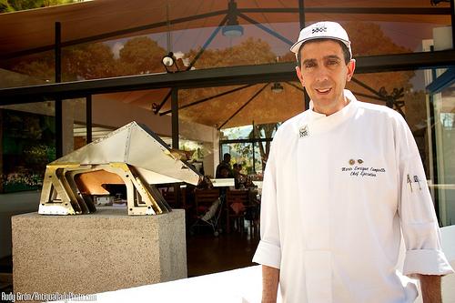 Mario Enrique Campollo, Chef Ejecutivo de Santo Domingo