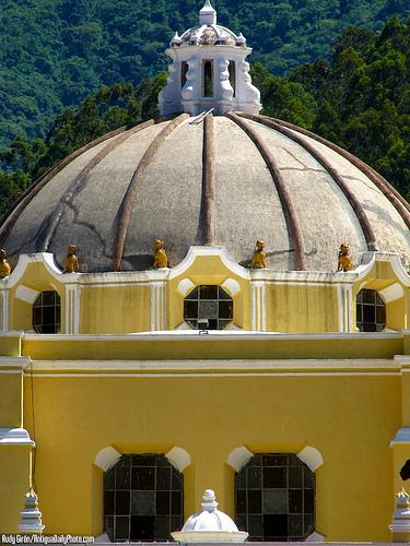 Baroque Cupola from Antigua Guatemala Rudy Girón