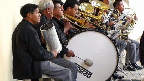 Municipal Band Friday Recitals  by Rudy Girón