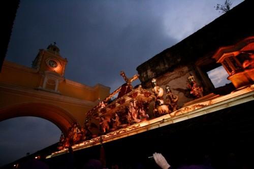 Antigua Lent Processions: San Bartolo by Leonel -Nelo- Mijangos