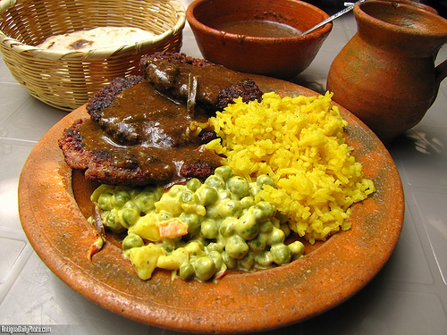 Guatemalan Cuisine: Tortitas de carne by Rudy Girón