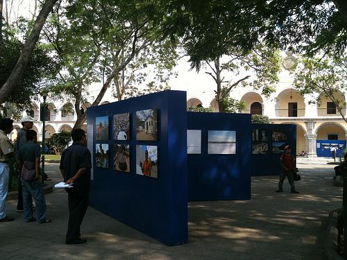 Exhibición fotográfica: Agua, Ríos y Pueblos by Rudy Girón