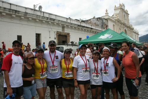 Half Marathon Las Rosas 2011 by Lester Marroquín