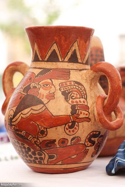 Mayan Ceramic Replicas