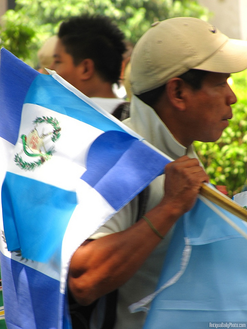 Guatemalan Flags