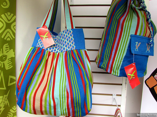 Colorful Guatemalan Bags